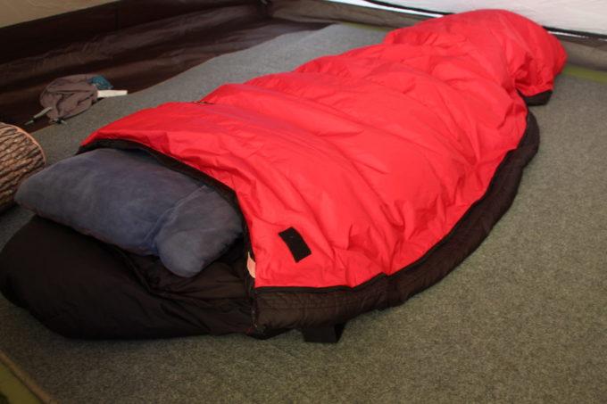 寝袋の選び方のポイント