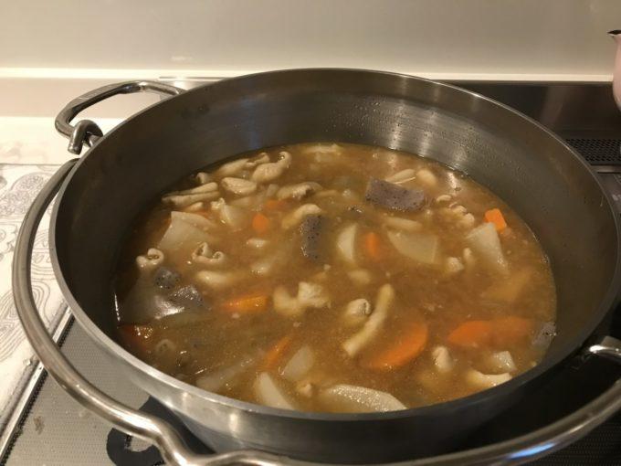 短時間でもつ煮も美味しく作れる!