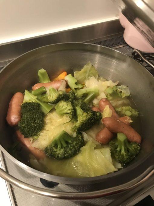 ポトフなら野菜の甘みを堪能できる!