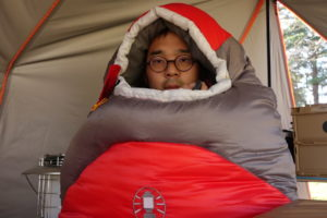 【レビュー】コールマンタスマンキャンピングマミーが暖か過ぎて冬キャンプが捗りそう