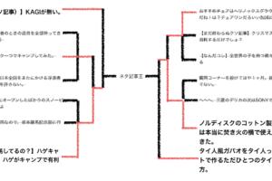 【準決勝開始】ネタ記事王決定戦【長くね・・・?】