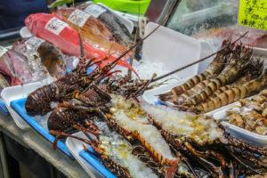 【沖縄情報】那覇市で新鮮な刺し身をツマミに酒を飲みたい時には牧志公設市場に行け!