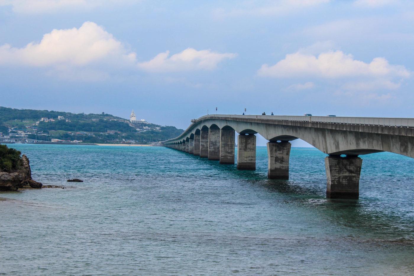 車で15分程行ける古宇利島は沖縄北部の中でも超絶オススメスポット