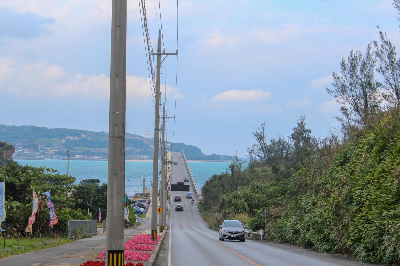 沖縄のおすすめ観光スポット古宇利島