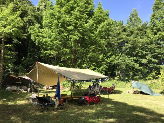 キャンプに行きたくなったら行けばいい。