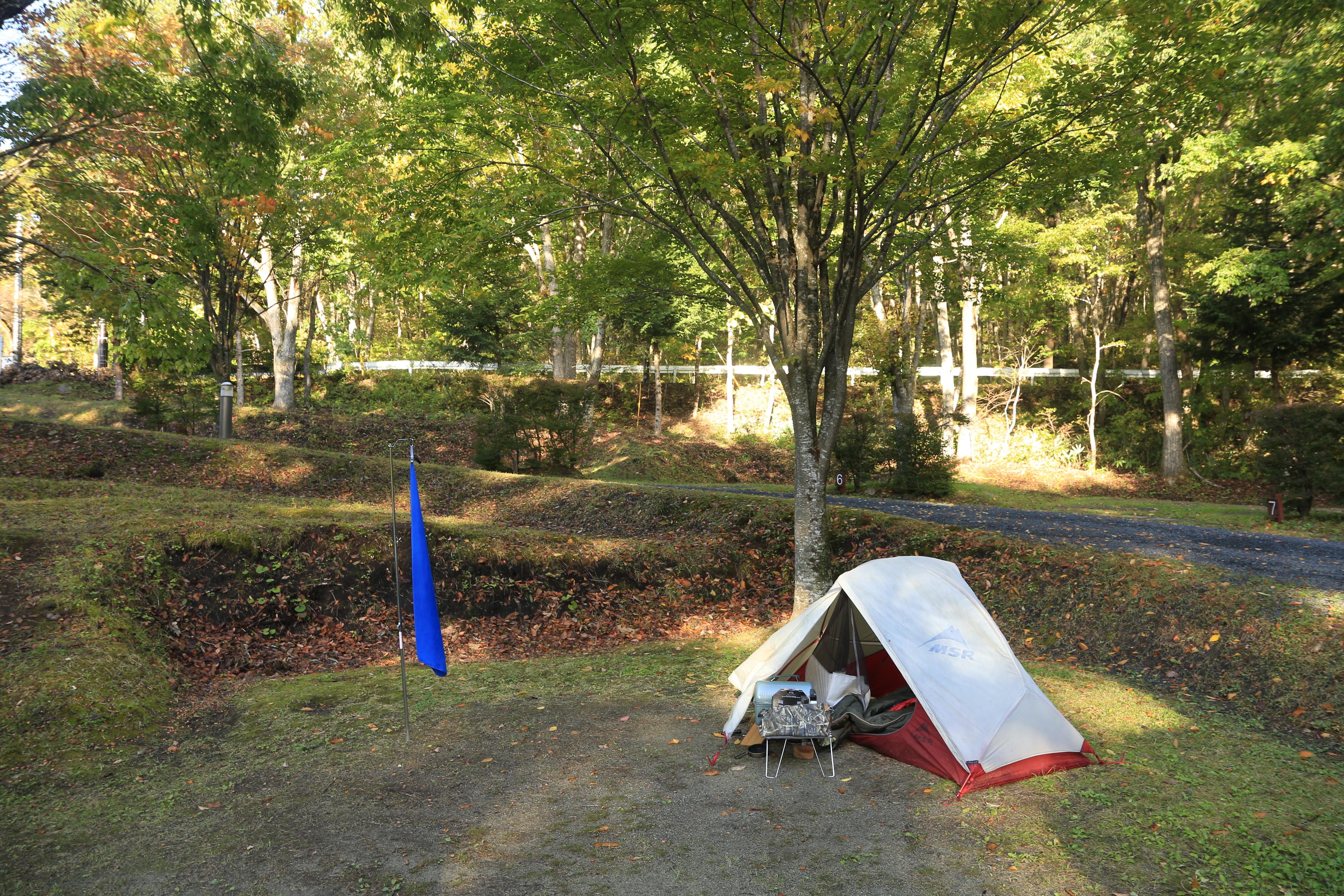 キャンプ場のルールについて