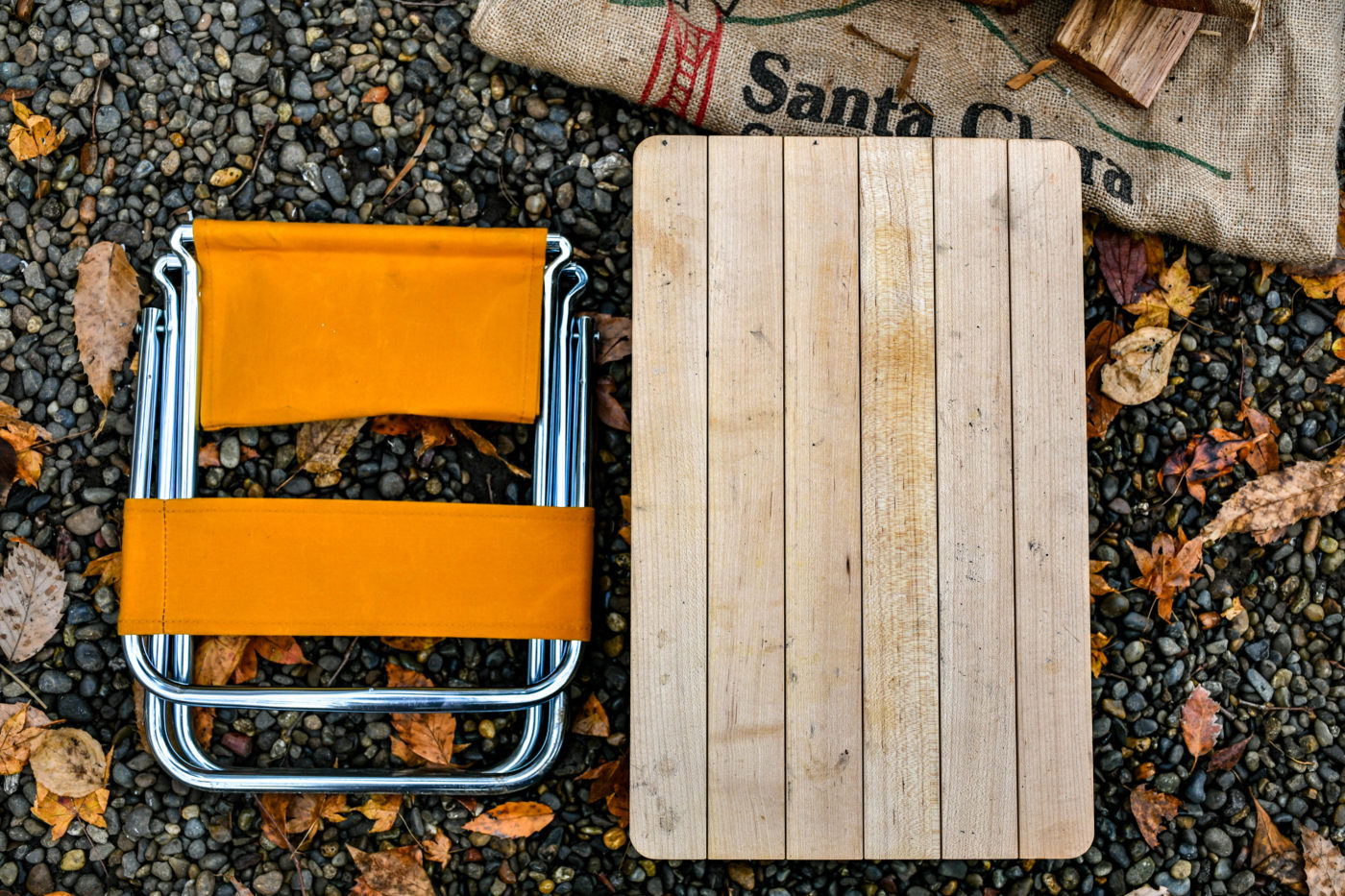 DAISピクニックチェアククチェアのキャンプ道具レビュー