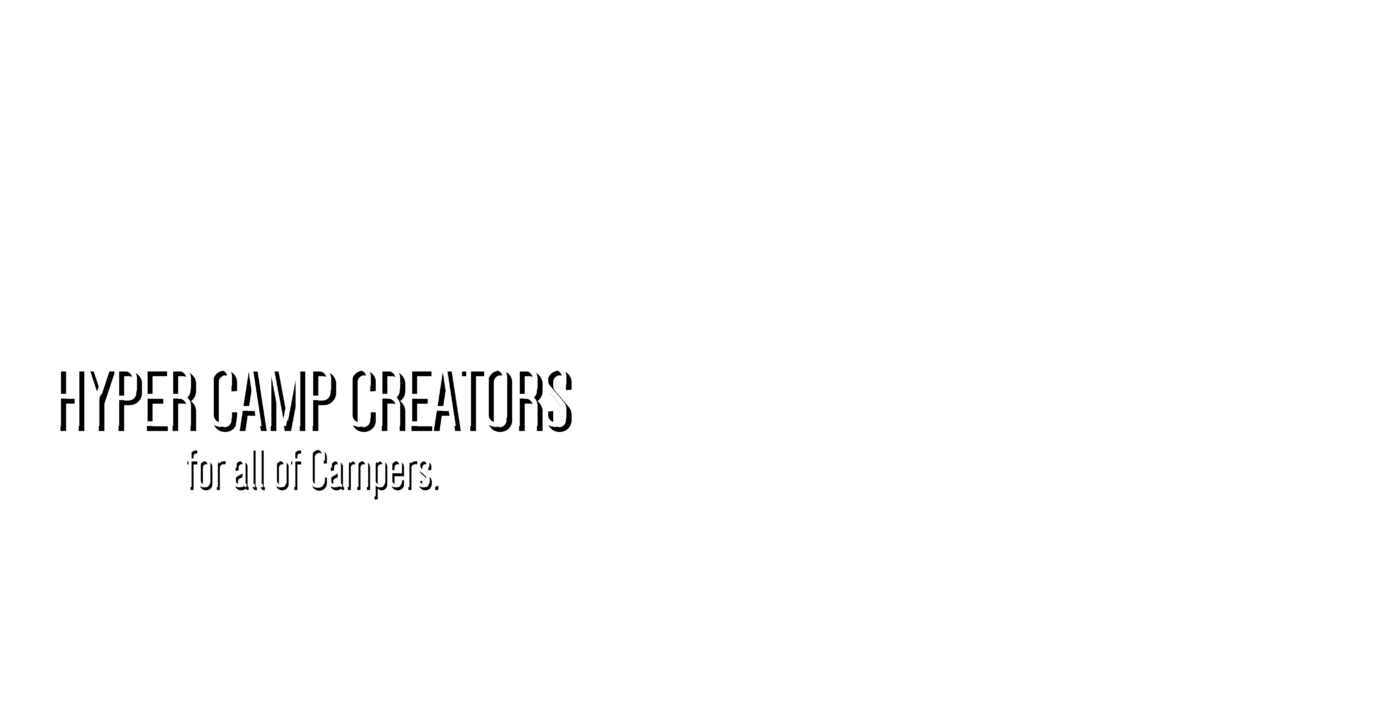 キャンプ初心者向け総合情報ブログ Hyper Camp Creators