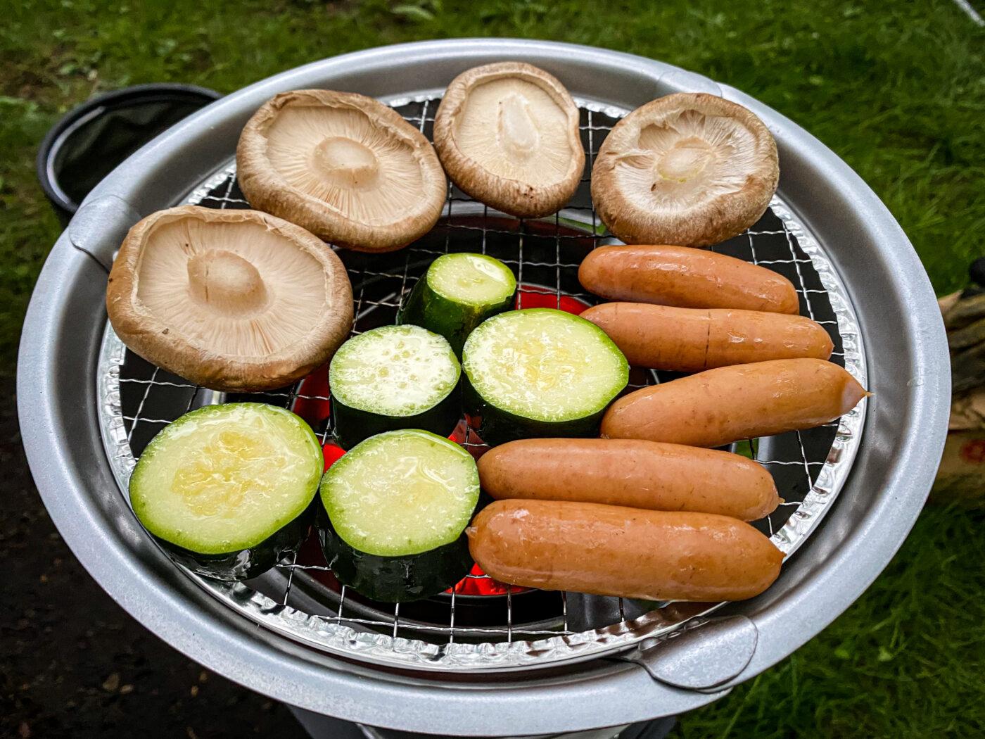 tab.マルチに使える缶ストーブは複数でのキャンプ、BBQでも活躍できるポテンシャルを秘めたグリル兼焚火台